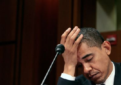 Upon hearing of King Cobras' Inauguration Party plans, Obama reacts.